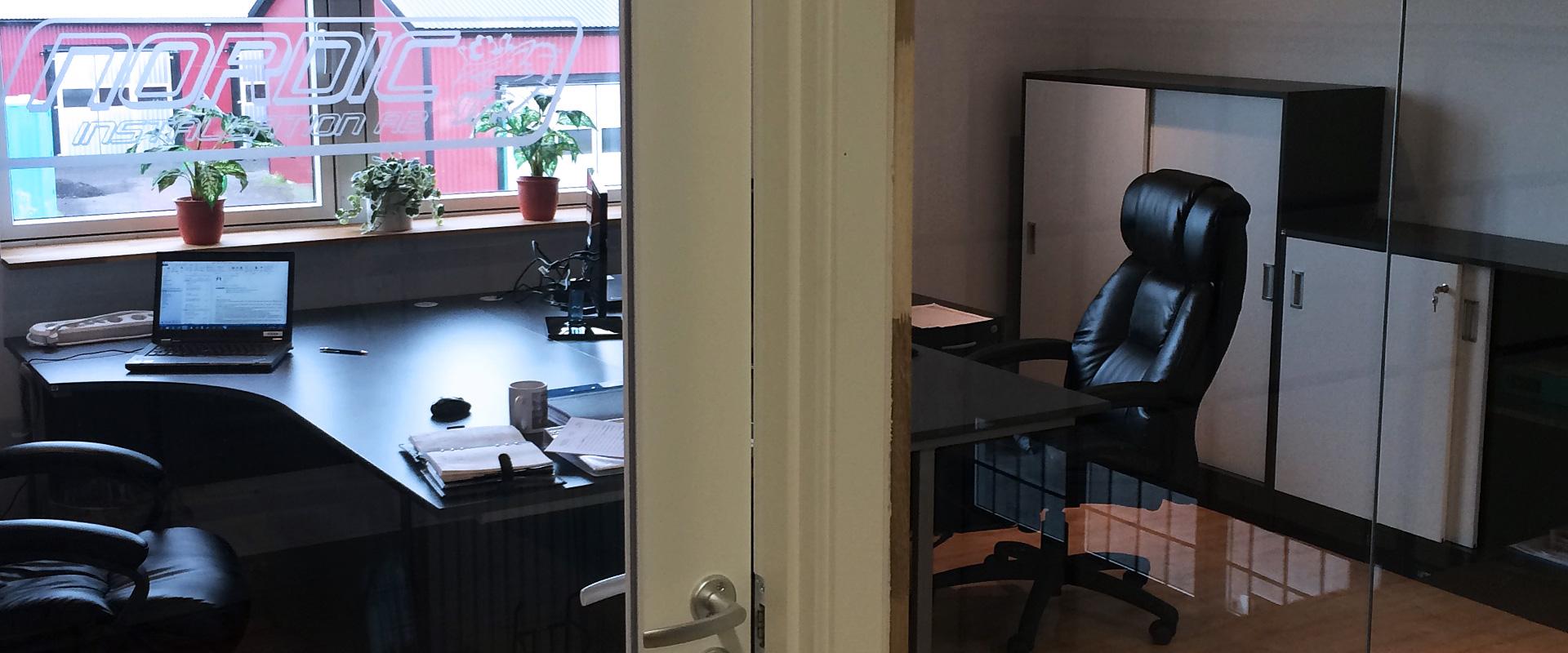New office in Kävlinge