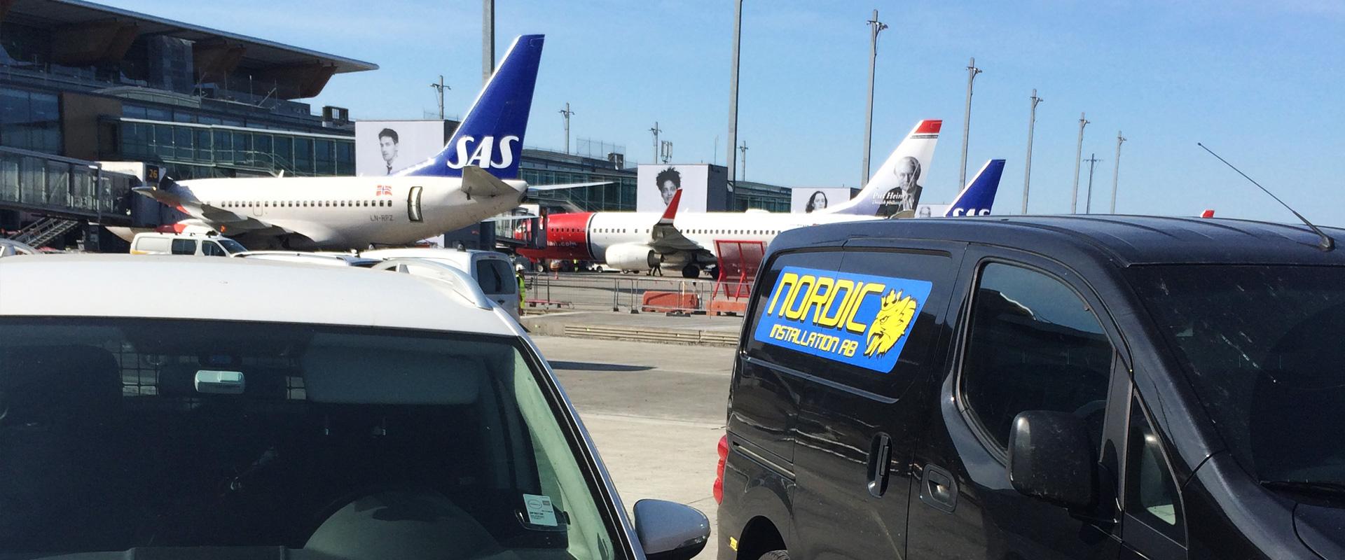 Gardermoen Airport Norway